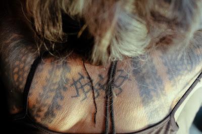 mujer tribu