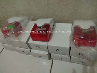 Jual Mini Siren and Strobe Warna Merah