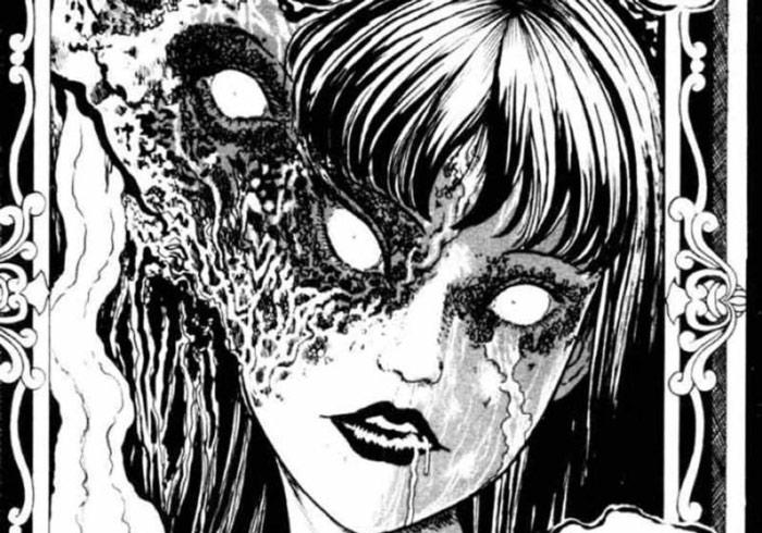 Tomie manga - Junji Ito (ECC Ediciones)