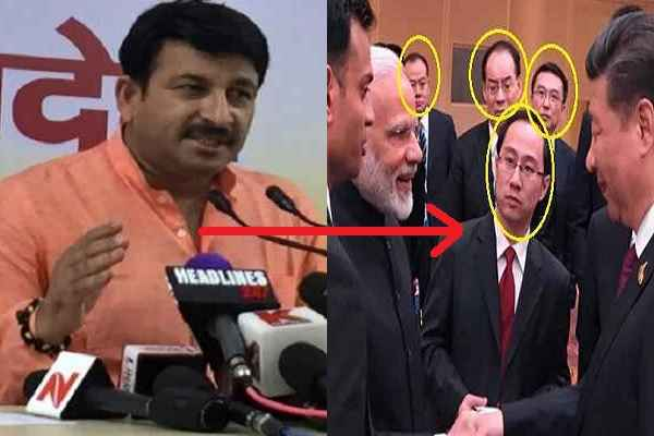 manoj-tiwari-said-pm-modi-have-skills-to-cure-everyone-like-china