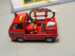 tlv Subaru Sambar Fire
