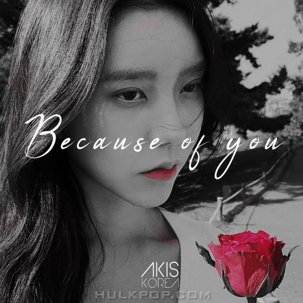 AKIS KOREA – Because of You – Single