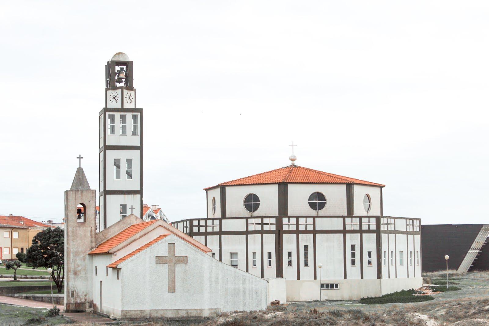 Iglesia Costa Nova Aveiro