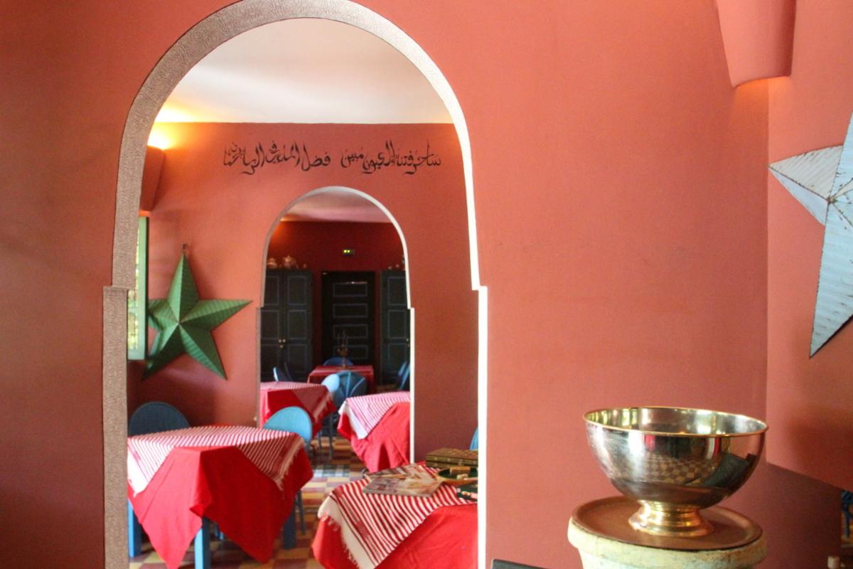 Menu Cafe Jardin Antibes