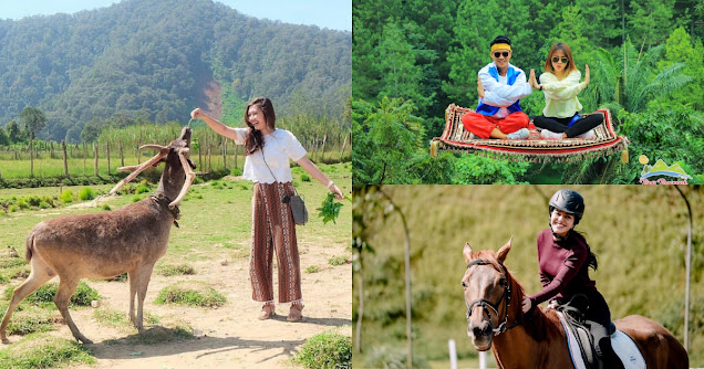 25  Tempat Wisata Di Bandung Jawa Barat