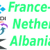 Rotana Arabic Mag250 France TF1 Albania NL Exyu