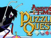 Download Game Adventure Time Puzzle Quest v1.6 Mod Apk [Unlimited Money] Terbaru