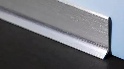 Plint Lantai Material Aluminium