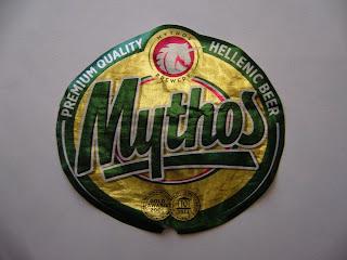mythos greek beer