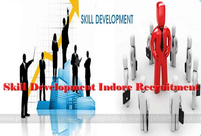 Skill Development Indore Recruitment