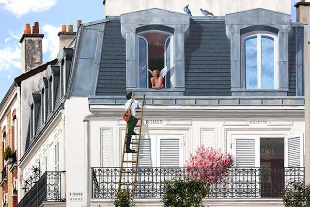 gambar lukisan 3d pada bangunan paling keren dan paling menakjubkan di dunia-11