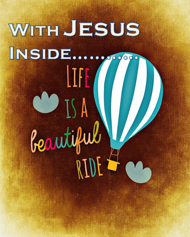 With Jesus Inside