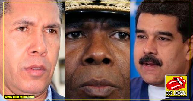 Christopher Figuera descubriendo el agua tibia : Maduro se reúne siempre con Falcón