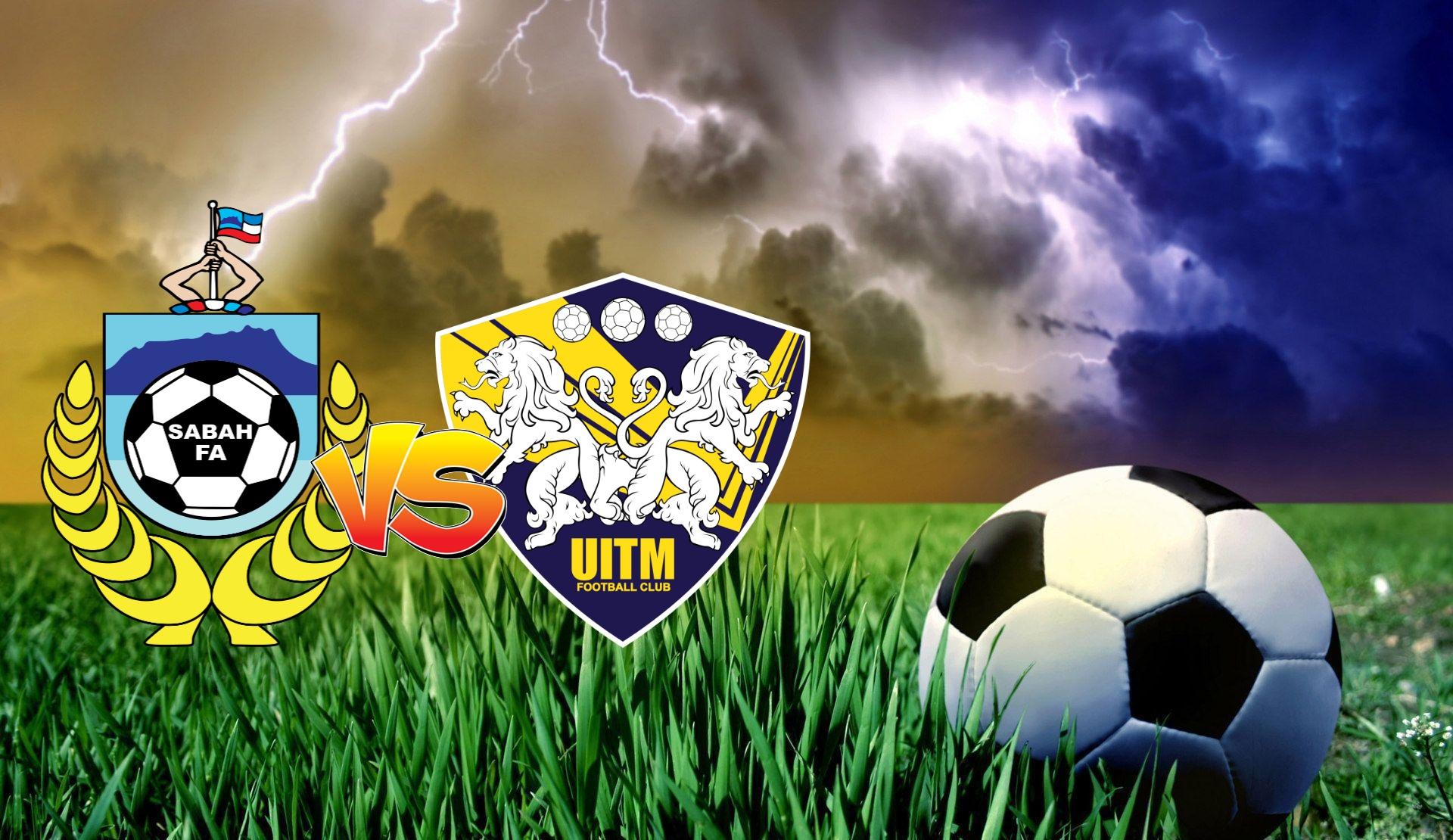 Live Streaming Sabah FA vs UITM FC Liga Super 10.10.2020