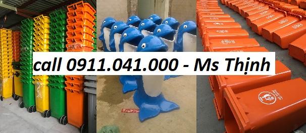 Tìm đơn vị phân phối thùng rác công cộng toàn quốc lh 0911.041.000 0