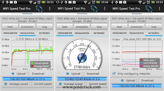 WiFi Speed Test Pro APK 4.0.0 Paid Version