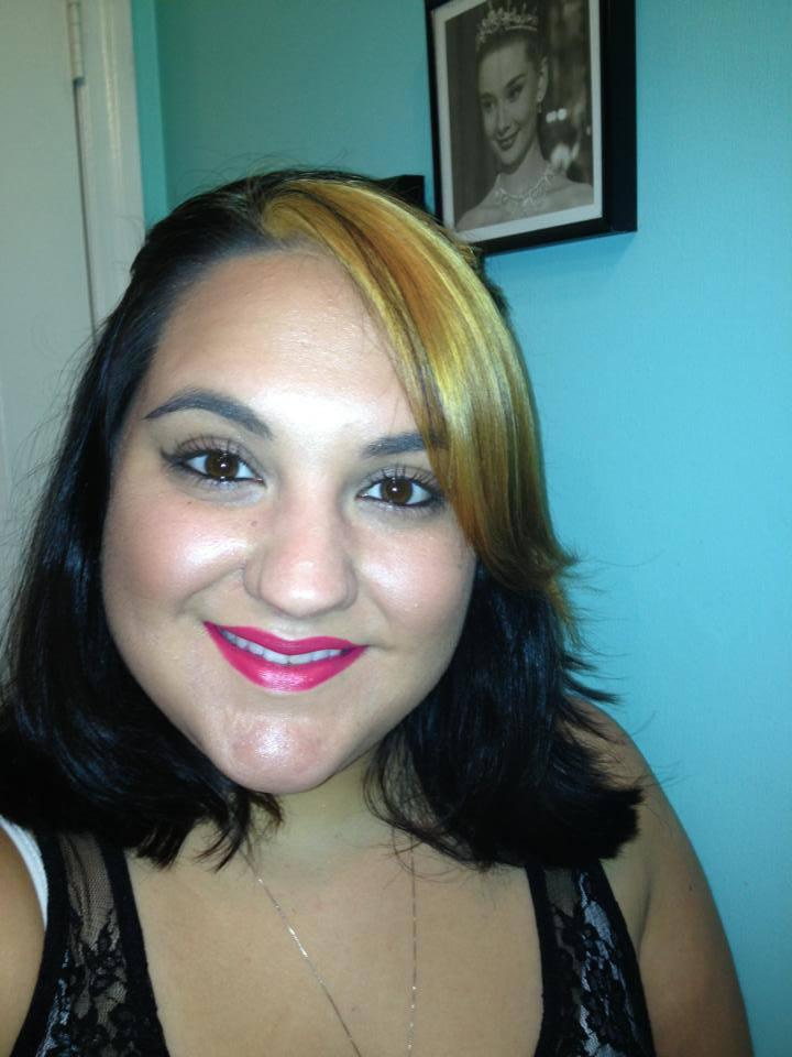 Alexis the Makeup Girl: Crazy Hair, Crazy Girl, & a ...