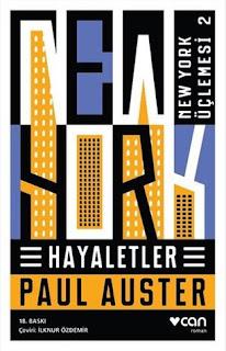 Hayaletler - Paul Auster