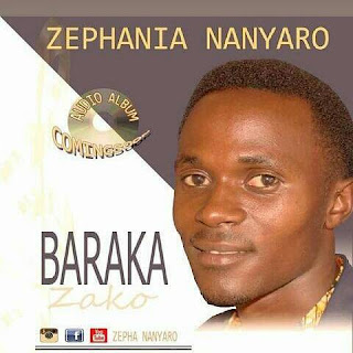 Zephania Nanyaro - Baraka zako