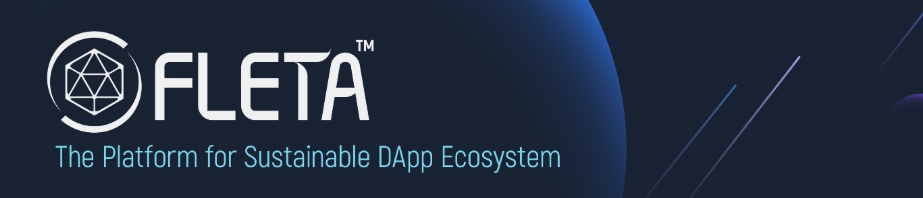 FLETA - The Platform for  Sustainable DApp  Ecosystem