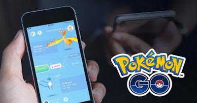 Game petualangan android Pokemon Go