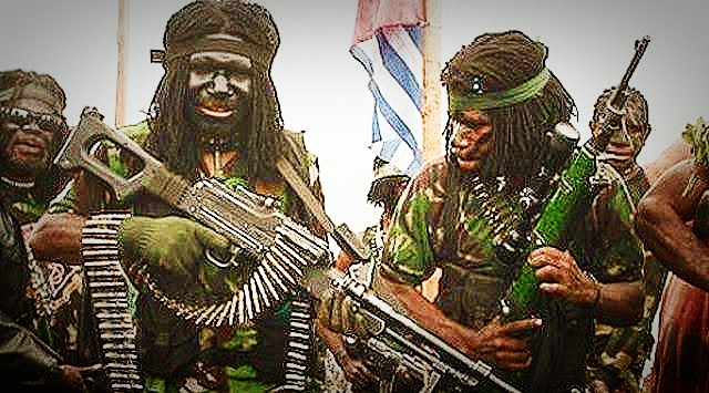 Resmi Jadi Teroris, KKB Ancam Habisi TNI-Polri dan Warga Sipil di Papua