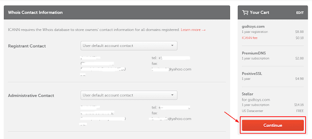 How To Buy Namecheap Domain & Web Hosting 14