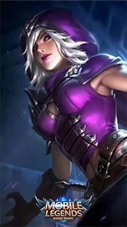 Natalia Glass Blade Heroes Assassin of Skins Rework V1