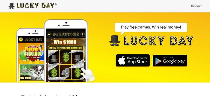 Lucky Day App Ios