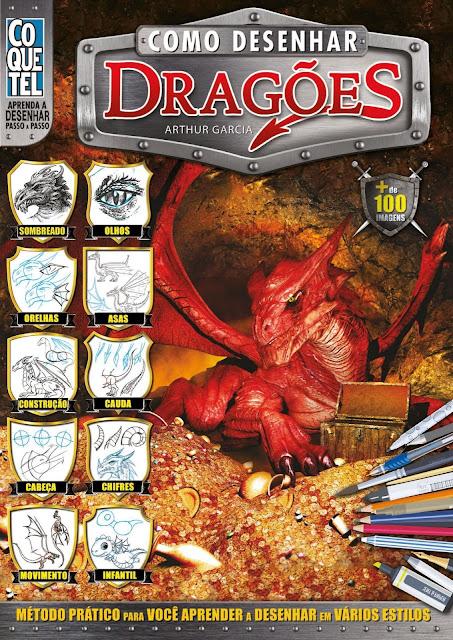 Como Desenhar Dragões - Arthur Garcia