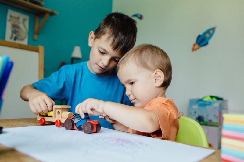 Çocuk gelişimi ve oyuncaklar