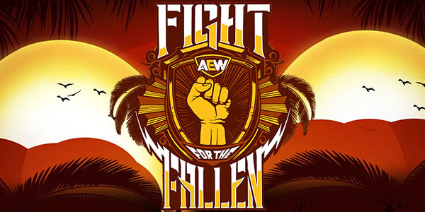 AEW Fight For The Fallen Results - July 14, 2019