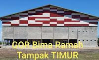 Konstruksi GOR Senilai Rp11,2 M Disorot Publik, PPK Sebut Tudingan Sudah Mengarah ke Fitnah