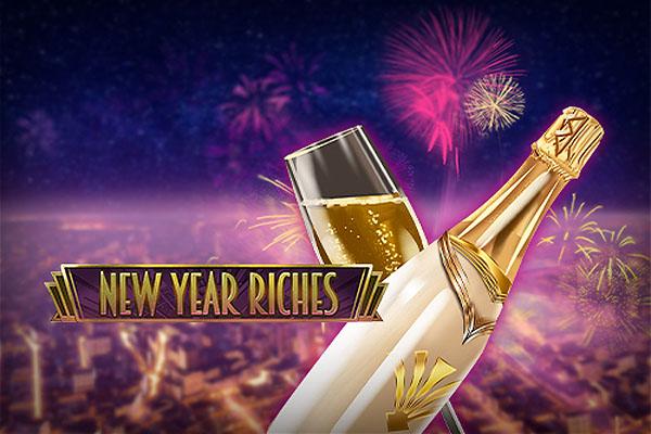 Main Gratis Slot New Year Riches (Play N GO)