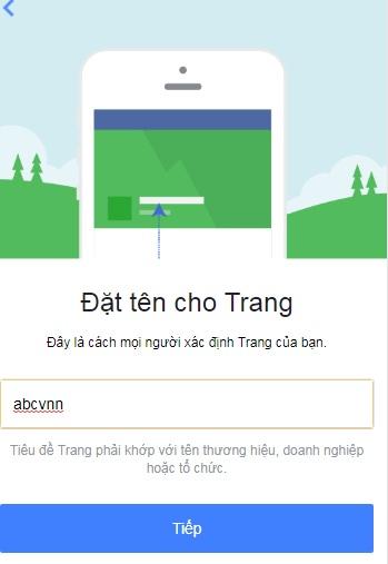 Tạo nhóm (group), Fanpage trên Facebook b