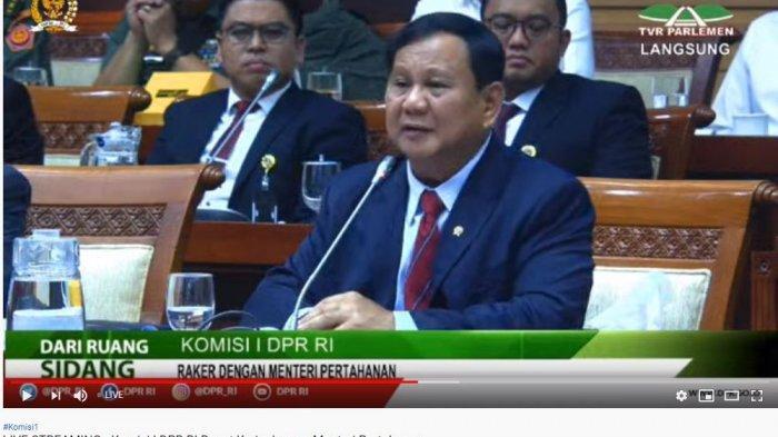 Jawaban Prabowo Saat Didesak PDIP Buka Anggaran