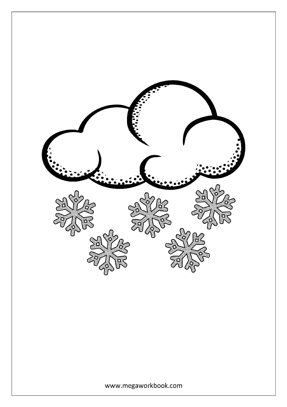 winter und schnee  weihnachten malvorlagen  tipss und