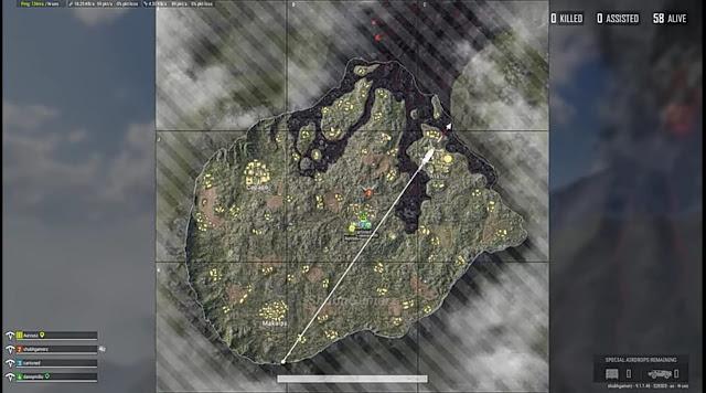 PUBG Paramo Map PC test servers available