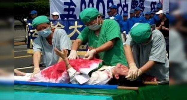 'DIA MASIH HIDUP': Doktor menceritakan bagaimana organ diambil secara paksa di China