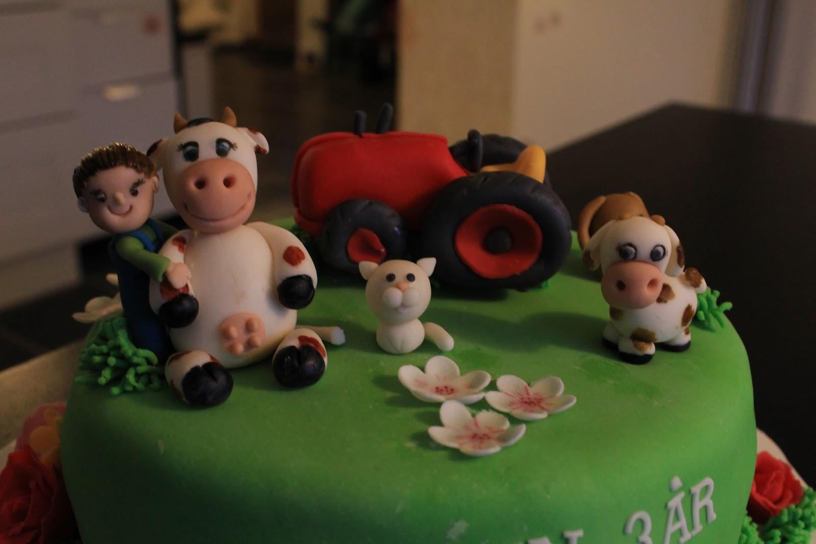 Hobbyholken  Bondgårds tårta 2acea8164d3ab