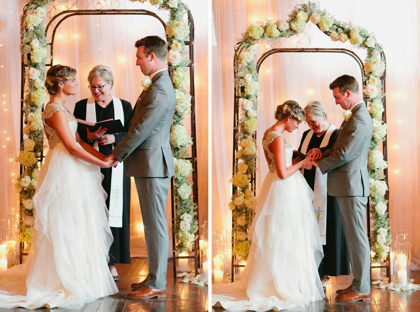 Fly Me To The Moon: Real Wedding: Bride Is Stunning In