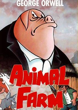 The similarities of the russian revolution and the animal farm by george orwell