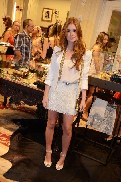 Marina Ruy Barbosa AMARO Não Enrola Blog Blog de moda Moda Inverno Celebridade Celebrit