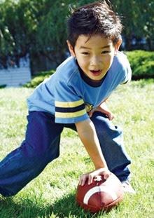 Dinh dưỡng cho trẻ năng động