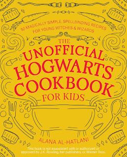 Win The Unofficial Hogwarts Cookbook (hardbound)