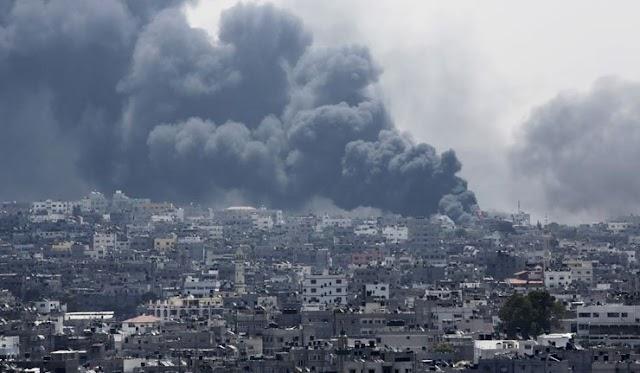 Izrael rakétákkal támadt gázai célpontokra