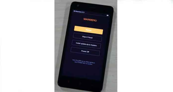 Cara Root Xiaomi Dengan Supersu, Bisa Update OTA