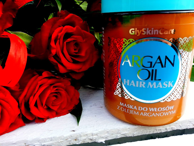 argan oil maska do wlosow