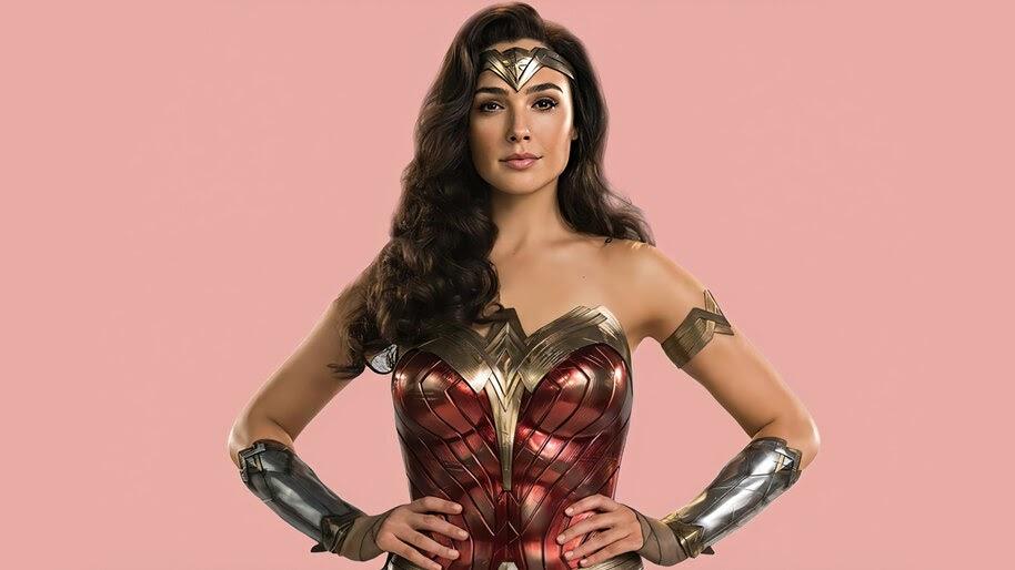 Wonder Woman 1984, Gal Gadot, 4K, #3.2323