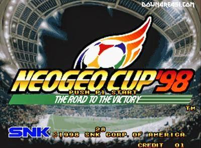 neogeo cup
